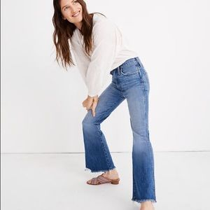 Rigid Flare Jeans in Dempsey Wash 26